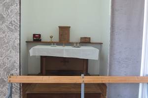 La chapelle de l'orphelinat
