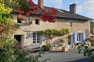 La Vieille Maison de Pensol - Chambres d'hôtes et Gîte - Limousin
