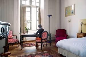 Château de Projan, Chambre