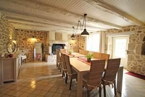 Chambres d'hôtes La Vieille Maison de Pensol - PNR Périgord-Limousin - Haute Vienne 87