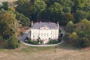 Le domaine du Plessis Grimaud, proche de Pornic est inscrit au monuments historiques.