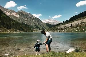 Idée Randonnée 1  Val d'Azun Lac de Suyen -  Cascade de Doumblas