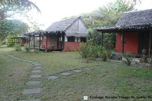 Ensemble Bungalows Boraha Village Ile Ste Marie Madagascar