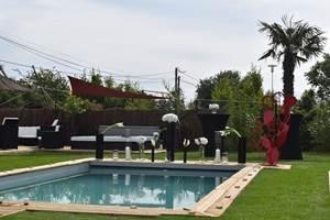 villa charles & ashton piscine