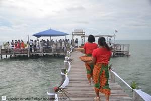 Mariage Boraha Village Ile Ste Marie Madagascar 04