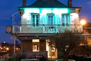 Hôtel des Bains by Night