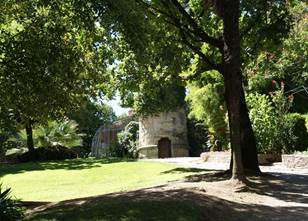 Les Parcs de la ville d'Alès