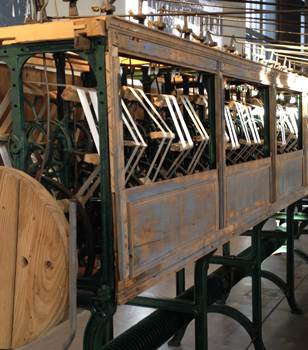 Atelier Famille : Machine à fil