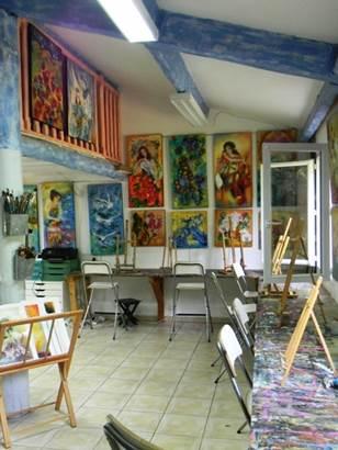 Atelier de Nathalie Montel