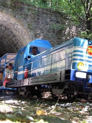 Train de l'Andorge en Cévennes