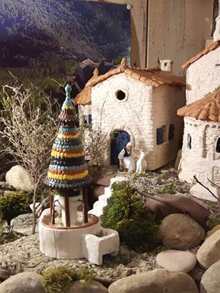 Exposition de Crèches et Villages de Santons