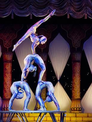 Temps de Cirque dans le Gard