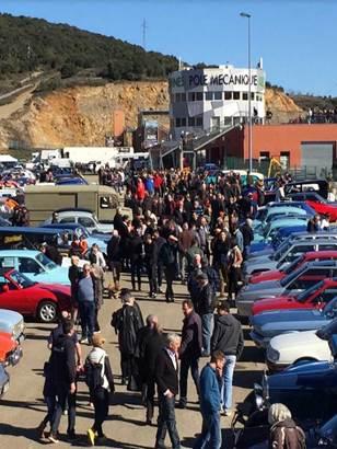 Cévennes & Cars : rassemblement des véhicules d'époque