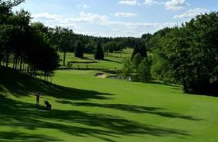 golf, green, put, nouvelle-aquitaine, vacances, limousin