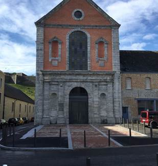 Ancienne église des Récollets