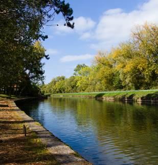 Halte Fluviale d'Attigny