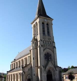 Visite de village : Signy l'Abbaye