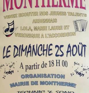 Concert à Monthermé