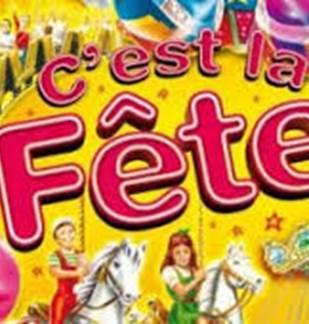 Fête Foraine - Bal - Concert