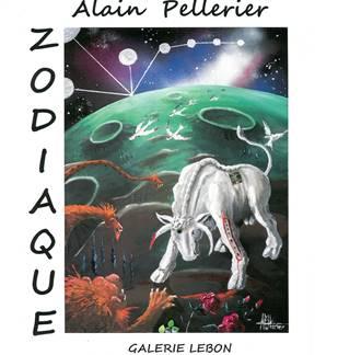 Exposition : Zodiaque par Alain Pellerier