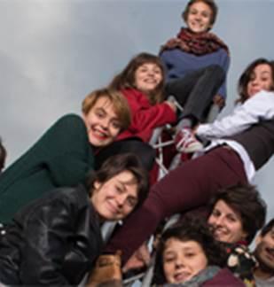 Marionnettes : Navires/Astronautes par les élèves de l'ESNAM
