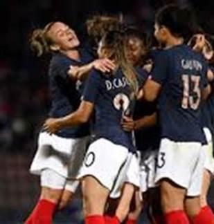 Retransmission match Equipe de France Féminine de Football