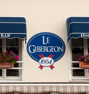 Le Gibergeon - Restaurant