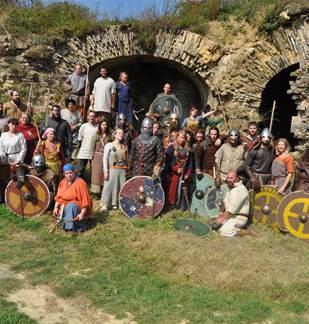 Camp Viking ouvert au public