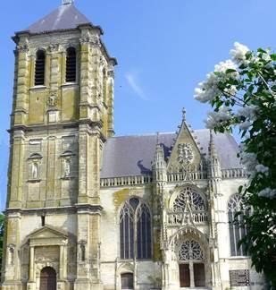 Visites accompagnées de l'église Saint-Nicolas