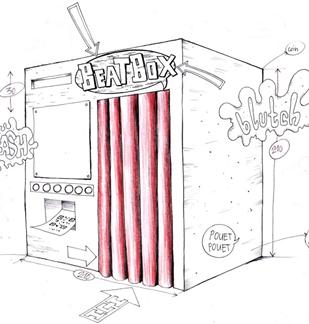 Installation/Musique : La Beat Box !