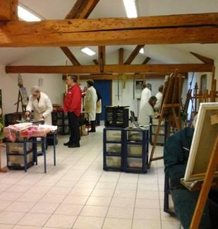 Biennale de l'Atelier d'Art de Rethel