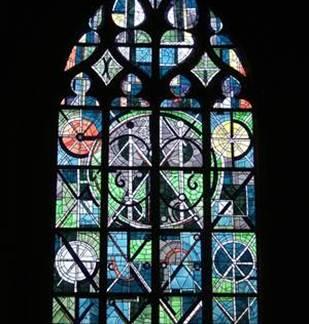 Conférence: Les vitraux de Mézières