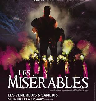 Spectacle de La Cassine: Les Misérables