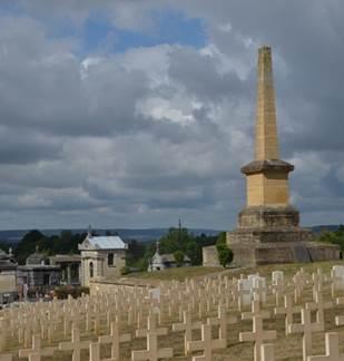 Visite guidée VAH Sedan : Le cimetière Saint- Charles, d'une guerre à l'autre