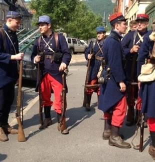 Rallye historique à travers les Crêtes Préardennaises