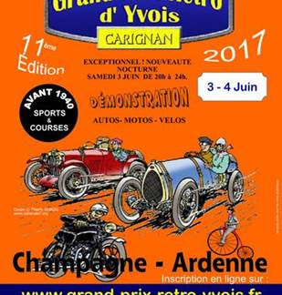 Grand Prix Rétro d' Yvois