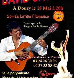 Soirée Latino Flamenco