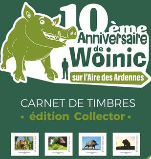 Timbres Woinic