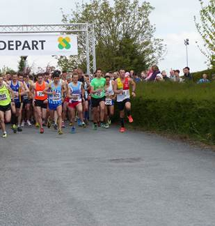 18e édition des 10 km d'Avaux
