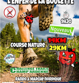Trail de l'Enfer de la Boulette - Rouvroy sur Audry