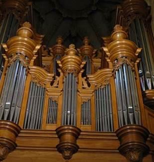 Concert d'orgue par Vincent Depaquit