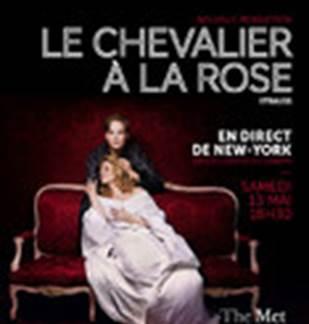 Opéra et Ballet au cinéma : Le chevalier à la rose