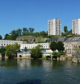 Visite guidée thématique VAH Sedan : La Meuse au fil de l'eau
