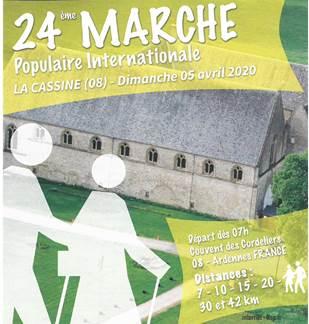 24ème Marche Populaire Internationale