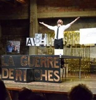 Théâtre : La violence des riches