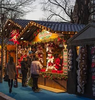 Marché de Noël - Revin