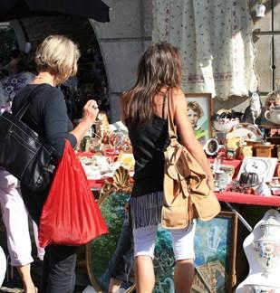 Brocante, foire artisanale et marché paysan