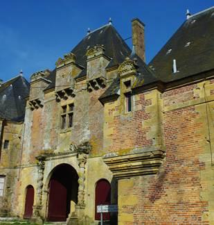 Château des Comtes de Joyeuse
