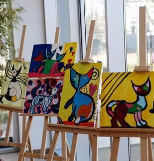 Exposition des peintres 2019