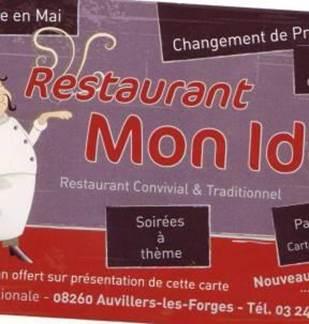 Restaurant Mon Idée